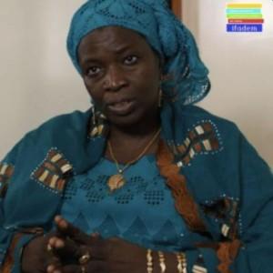 Zara Bakingue - Secrétaire exécutive du Niger