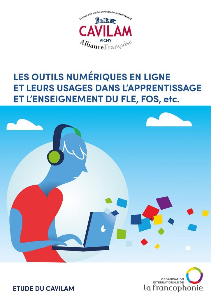 Les outils numériques en ligne et leurs usages dans l'apprentissage et l'enseignement du FLE, FOS, etc.