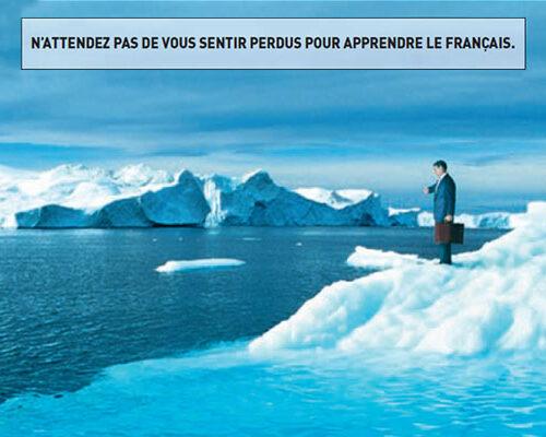 N'attendez pas de vous sentir perdus pour apprendre le français - TV5monde